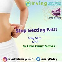 Top Weight Loss Clinic Irving TX | Dr.Reddy Family Doctors Clinic