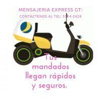 Mandados y Mensajería Express GT