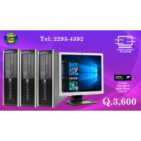 combos de computadoras completas ddr-3 con un año de garantía