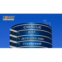 Senior Oracle APEX Developer jobs Houston