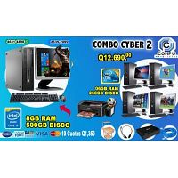 COMBOS POWER, 04 COMPUTADORAS HP CORE2DUO+01 COMPUTADORA HP COREi5