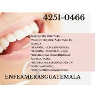 Asistentes Dentales
