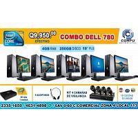COMBOS COMPLETOS DE 05 COMPUTADORAS H