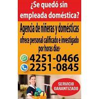 SERVICIO DE PERSONAL DOMESTICO